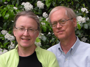 Stephen and Jane Hesterman, May, 2011
